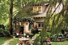 Dream Houses / A gal can dream....