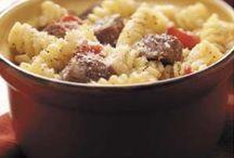 Leftovers?!? / Recipes for leftover food. / by Anita Byrne