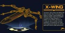 Star Wars Ships & Tech / Collection of various spaceships, vehicles and other technology.