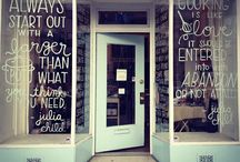 Shop Interiors / by Kat Jones