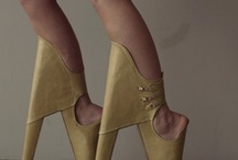 incredible shoes / by Esther PolyEsther