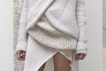 fall/winter closet / by Jessica Chung