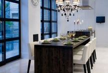 kitchen/dining / by Jessica Chung