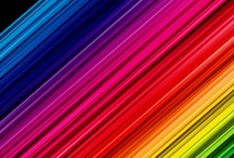 Colors of the Rainbow / by Lenore Goodnreadytogo