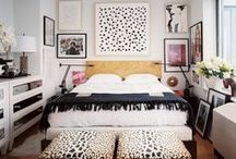 bedrooms / by Jessica Chung