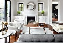living rooms / by Jessica Chung