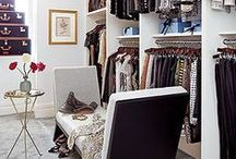 closets / by Jessica Chung
