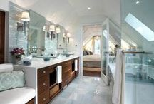 bathrooms / by Jessica Chung
