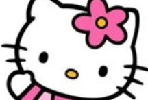 Hello Kitty / by Lenore Goodnreadytogo