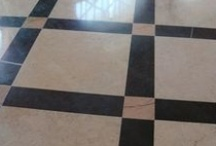 Marble Tile Floors / by Jeff Daly