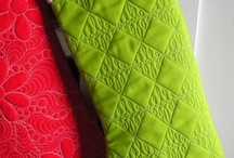 Quilts: Free Motion Quilting Ideas