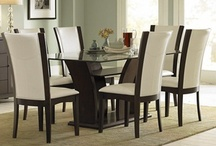 Dining Rooms / Our detail-laden collections of dining room furniture give you gracious options for the eating area in your home whether you prefer counter-height or regular size.