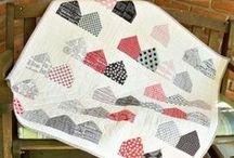 Quilts: Charm Squares