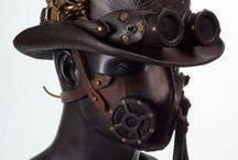 Steampunk (mostly) Fashion -  My Style / Steampunk, gypsy, etc.