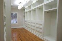 Home: Master Closet