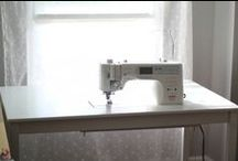 Home: Sewing Room