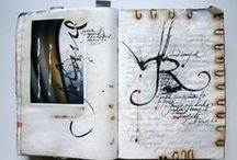 Art- Journaling/ Mixed Media / Collage / Art inspiration, collage and mixed media art.