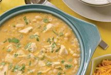 soups & other easy dishes