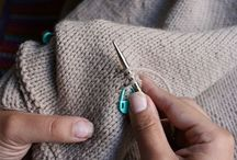Knitting: tips, tricks, stitches, yarn