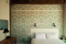 sleep spaces / bedroom design