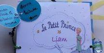 Livre animé - Le Petit Prince / Ateliers en tout genre effectués avec les enfants - livre animé