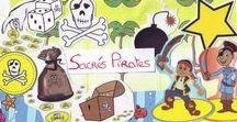 Jeu de société - Sacrés Pirates / Jeu de société - Sacrés Pirates