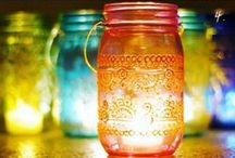 Mason Jars / by Candice Rogers