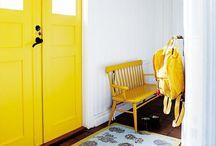 Yellow Inc. / by Kristen Harper