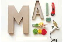 DIY  (crafts & home projects) / DIY & crafts - projects & ideas / by Becky Mansfield @ Your Modern Family
