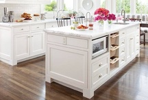 cook here / {ideas for our kitchen remodel} / by Pictures to Scrapbook