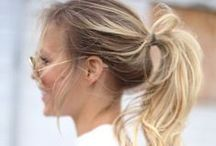 Beauty - Hair Ideas / Inspiration For Hair Styles, Up-Dos & Haircuts