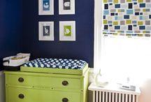 Kids Rooms / by Kristen Harper
