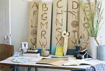 DÉCO / FOR THE HOME / Les idées de décoration intérieure pour toute la maison : un salon douillet, une salle à manger chaleureuse, une cuisine pratique. Découvrez toutes nos inspirations !