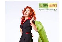The Green Garmento / The original ultimate 4-in 1 reusable dry cleaning and laundry bag! / by Green Garmento