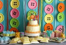 Party Ideas / by Ashley Guidry