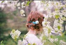Beautiful Hair / Gorgeus everyday hairspiration.