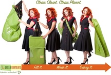 Clean Closet, Clean Planet. / Clean Closet, Clean Planet. / by Green Garmento