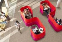 Personal Spaces / Today's knowledge workers want spaces that reflect how they see themselves: as creative individuals.