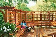 For the Home: Decks, Patio's & Porches