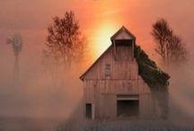 Barns, Sheds & Covered Bridges