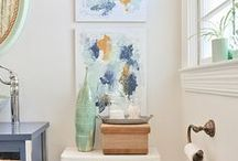 Home: Bathroom / by Kirst