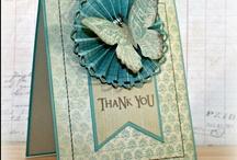 Cards - Butterflies/dragonflies