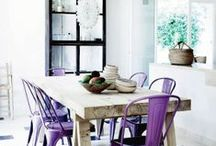 Home: Dining / by Kirst