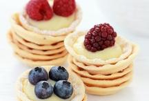Sweets - Pies, Tarts, Cobbler & Crisps / by Tasha Lambert