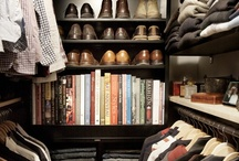 Closet Ideas / I'm redecoration my closet, and these are a few ideas.