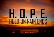 Chronic Pain - Awareness/Acceptance