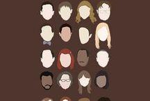 "The Office! / ""Bears. Beets. Battlestar Galactica.""  / by Hana Whitmire"