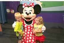 Disney with the kids / Disney ideas for kids  / by Becky Mansfield @ Your Modern Family