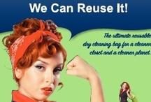 Rosie the Reuser / by Green Garmento