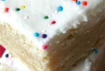 Sweets - Bars & Brownies / by Tasha Lambert